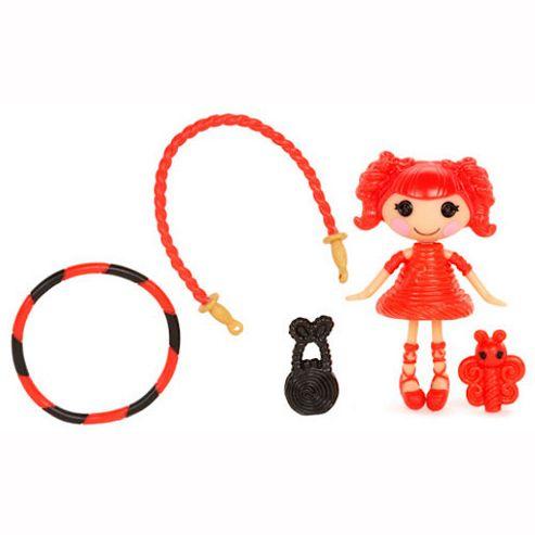 MGA Entertainment Mini Lalaloopsy Doll Twist E. Twirls