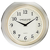Tesco Kitchen Clock Cream