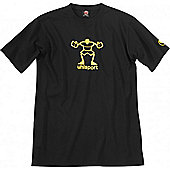 Uhlsport Torwart Gk T-Shirt - Black
