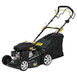 Tesco Self-Propelled 135cc Petrol Rotary Lawn Mower