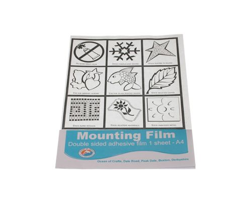 Mounting Film A4