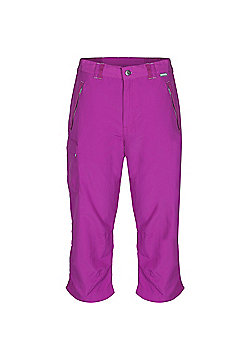 Regatta Ladies Chaska Capri - Pink