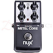 Nux Core Series Metal Guitar Effects Pedal