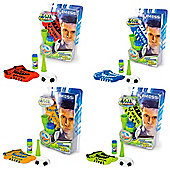 Messi Footbubbles Foot Bubbles Starter Pack (Complete set of 4 colours)