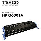 Tesco - HP Q6001A Colour Laserjet 2600 Toner - Toner