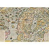 Carta Marina - 1000pc Puzzle