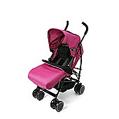 Your Baby - California Baby Buggy/Pushchair Pink & Footmuff/Cosytoes.