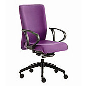 Energo Adept Executive Chair - Purple