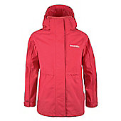 Fizz Kids Waterproof Jacket - Pink - 7-8 yrs