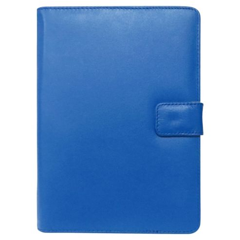 Tesco Finest case for iPad Mini Blue Leather