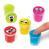 Funny Faces Noise Putty Small Toys for Children to Play with Perfect Party Bag Filler for Boys and Girls (Pack of 6)