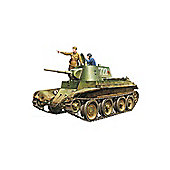 Russian Tank BT-7 1937 1:35 Scale Model Kit - Tamiya