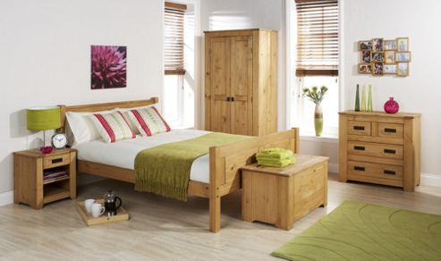 Elements Oxford Bristol Bedroom Collection