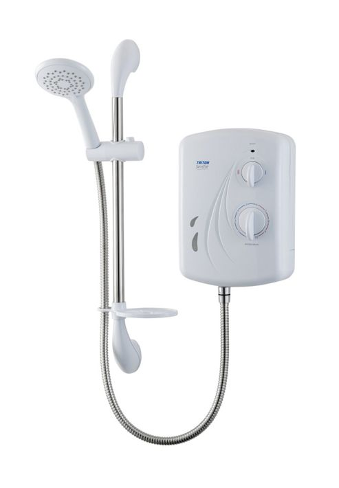 Triton Showers Seville Electric Shower with Shower Head