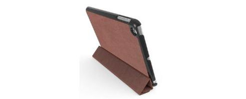 Kensington Protective Cover and Stand (Brown) for iPad Mini