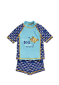 Disney Pixar Finding Nemo UPF 50+ Surf Suit - Blue