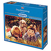 Gibsons Daydreaming 500-Piece Jigsaw Puzzle