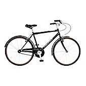 "22"" Viking Campus Single Speed Gents, Black"