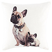 Novelty Puppy Cushion