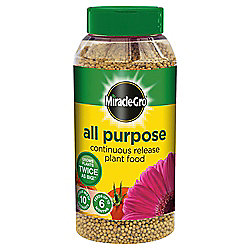 Miracle-Gro Slow Release Plant Food, 1kg