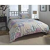 Heritage Kenwood Percale Single Quilt Set Multi Coloured