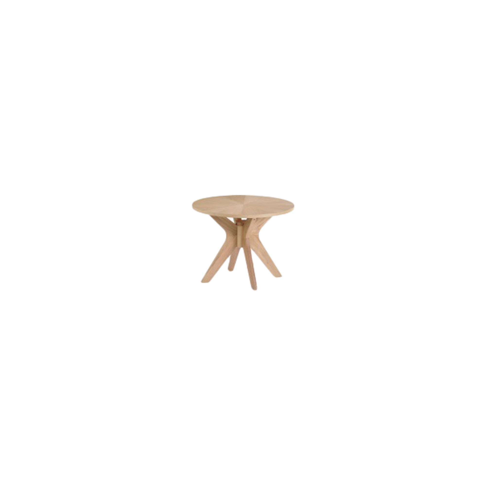 Home Zone Malmo Lamp Table