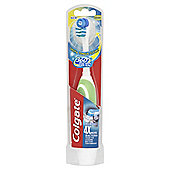 Colgate 360 Battery Toothbrush.