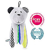 Whisbear Soothing Sounds New-Born Teddy Bear - Citron