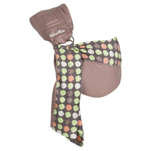 Babymoov Baby Carrier, Almond/taupe