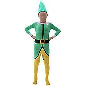 Morphsuit Elf - Child Costume 6-8 years