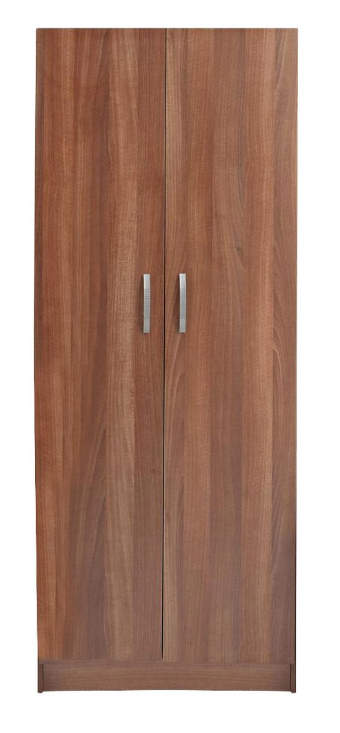 Ideal Furniture Budapest Robe - Walnut