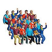 Figures - Big Set Of Assorted Figures - Carrera