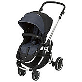 Kiddy Click n Move 3 Pushchair (Midnight)