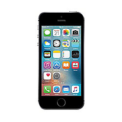 Apple iPhone SE 64GB Space Grey -SIM Free