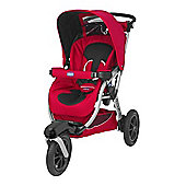 Chicco Activ3 Stroller (Red Wave)