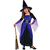 Pretty Potion Witch - Child Costume 8-9 years