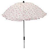 Bebecar Prive Luxury Parasol (Floral Pink)