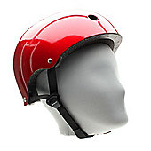 SFR Essentials Metallic Red Helmet