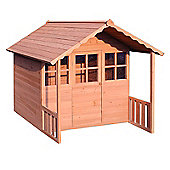 Bentley Garden Wooden Playhouse