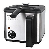 Lloytron E815 1.5L Square Deep Fryer