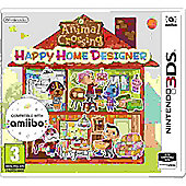 Animal Crossing Happy Home Designer + amiibo Card 3DS