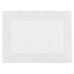 Tesco Reversible Bath Mat, White