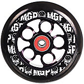 Madd Gear MGP Aero Skull 110mm Scooter Wheel Including Bearings - Black