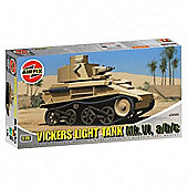 Vickers Light Tank Mk.VI, a/b/c (A02330) 1:76