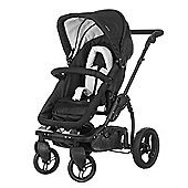 Obaby Zezu Multi All in 1 Pushchair with Tandem Kit, Black