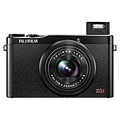 Fuji Finepix XQ1 Digital Camera, 12MP, 4x Optical Zoom, Wi-Fi