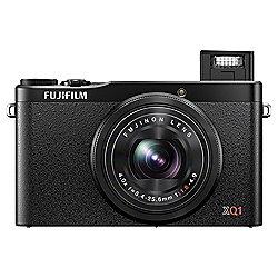 Fuji Finepix XQ1 Digital Camera, 12MP, 4x Optical Zoom, Wi-Fi