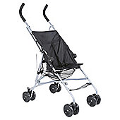 Tesco Umbrella fold Pushchair, Black
