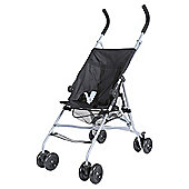 Tesco Basic stroller Black