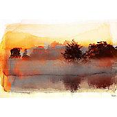 Parvez Taj Pine Ridge Wall Art - 76 cm H x 114 cm W x 5 cm D